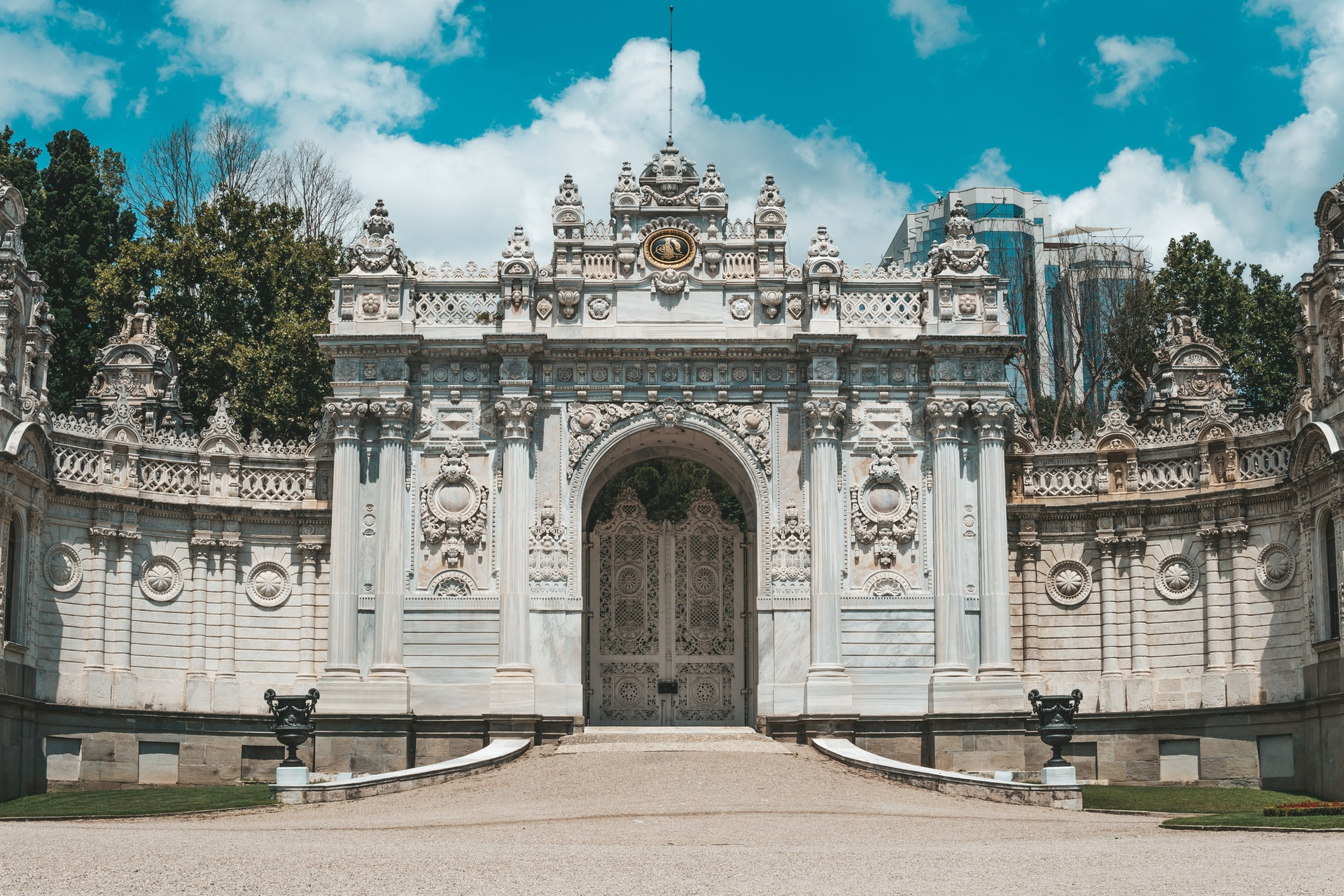 dolmabahce palace 2