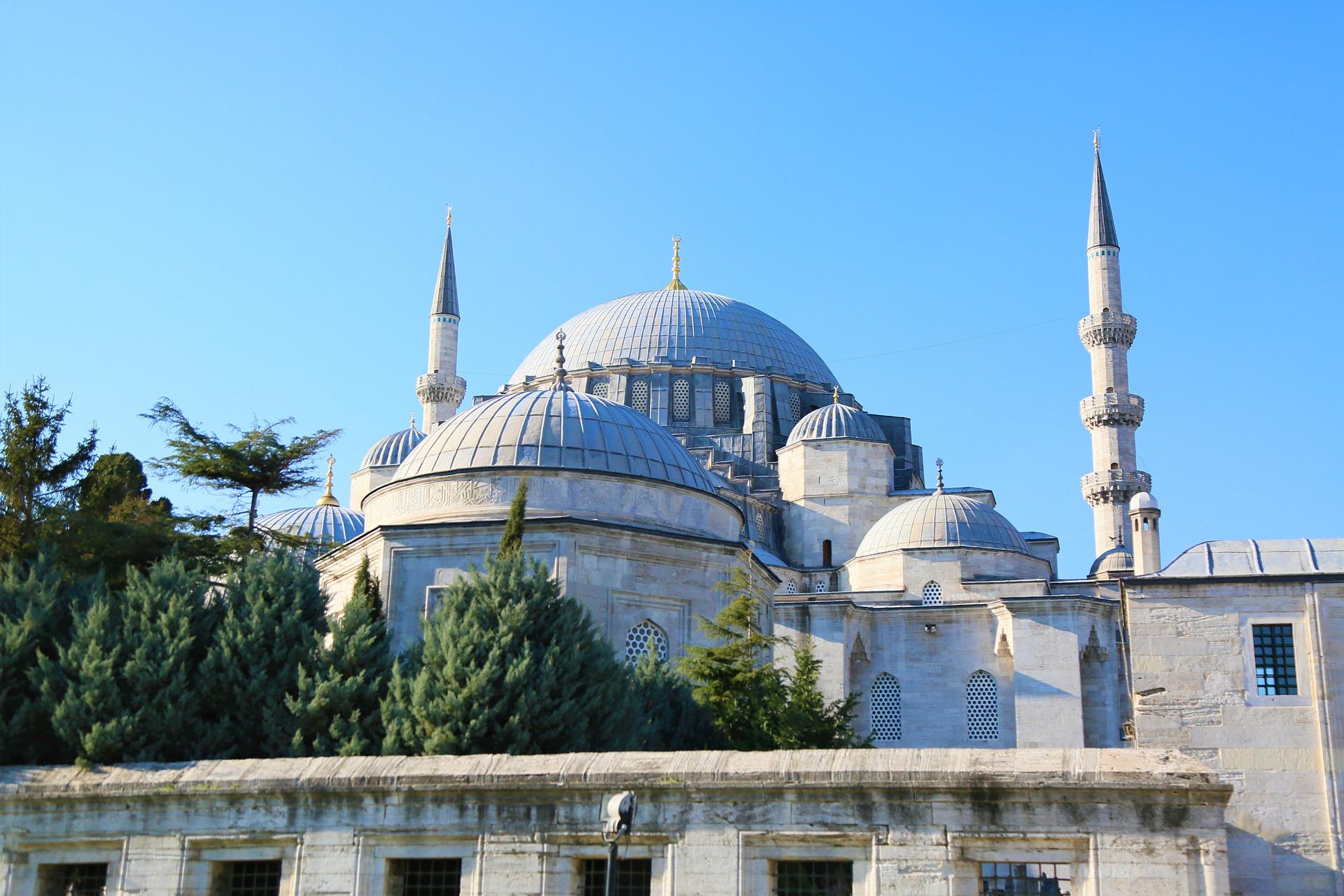 suleymaniye mosque 1